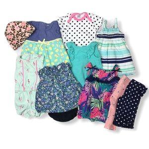 Adorable Summer Lot / Bundle Size Newborn Girl